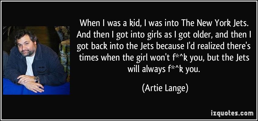 Artie Lange's quote #2