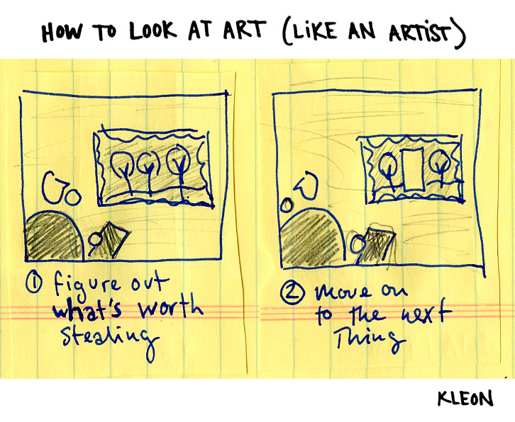 Artist quote #6