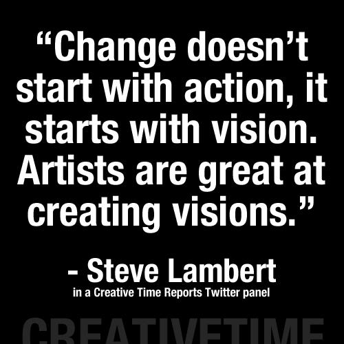 Artist quote #5