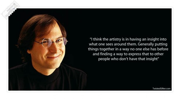 Artistry quote #1