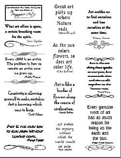Arts quote #4