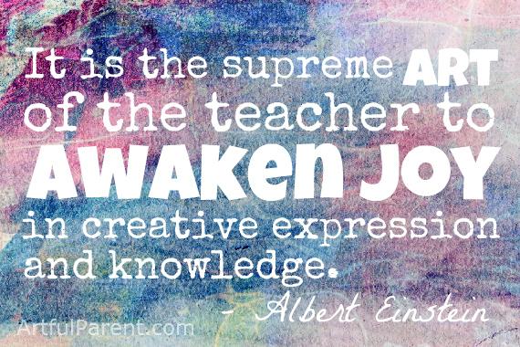 Arts School quote #1