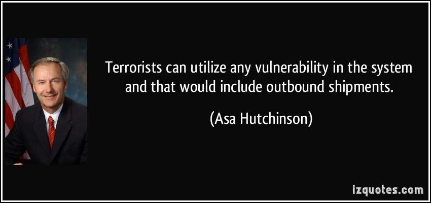 Asa Hutchinson's quote