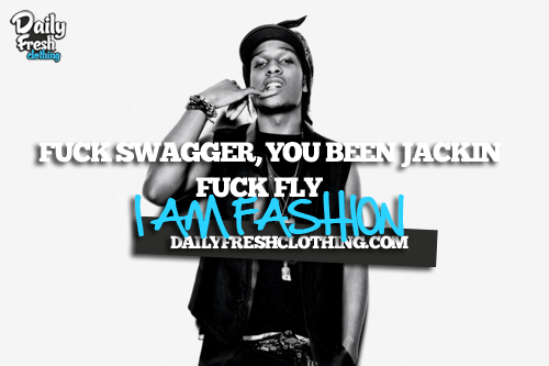 ASAP Rocky's quote #5