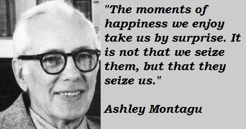 Ashley Montagu's quote #5