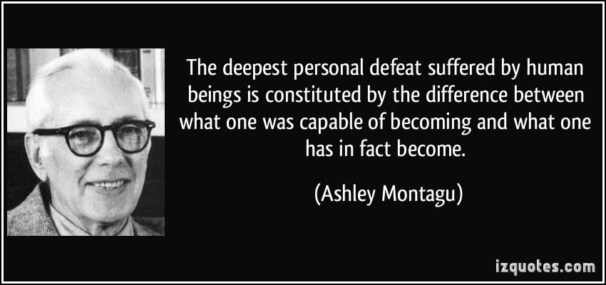 Ashley Montagu's quote #3
