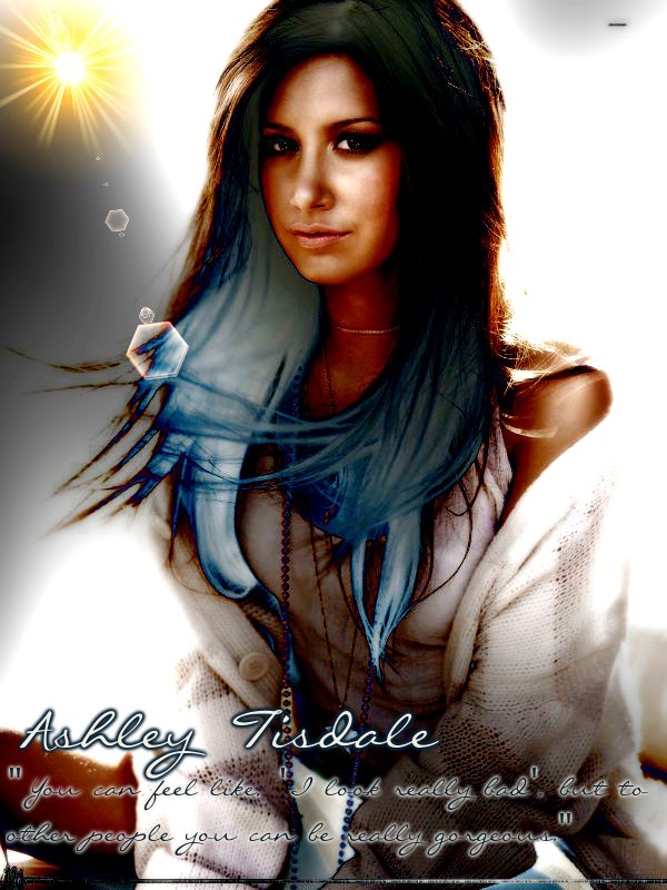 Ashley Tisdale's quote #3
