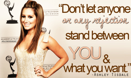 Ashley Tisdale's quote #4