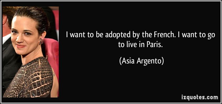 Asia Argento's quote #3