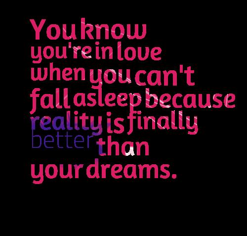 Asleep quote #4