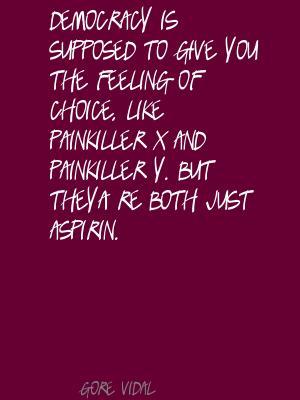 Aspirin quote #1