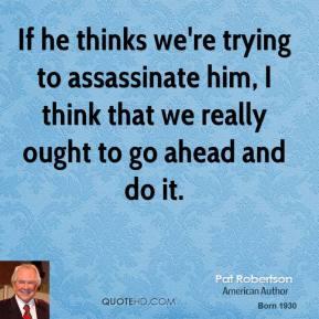 Assassinate quote #2