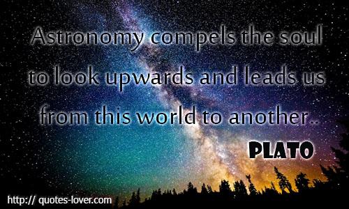 Astronomy quote #3
