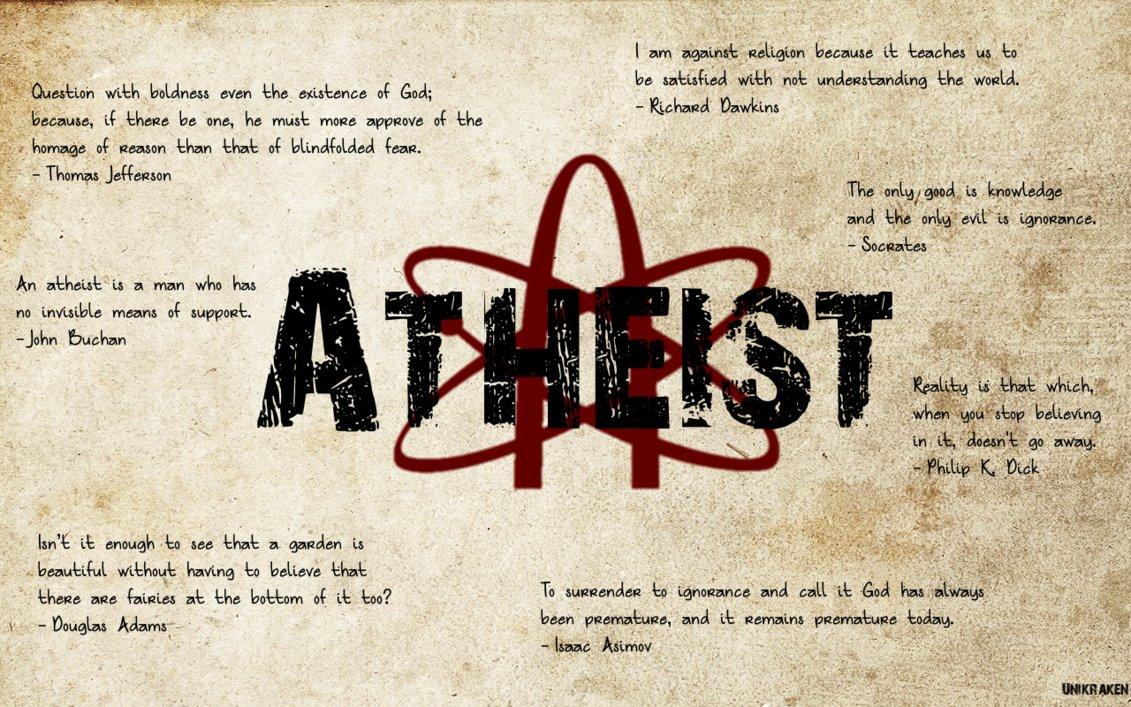 Atheist quote #2