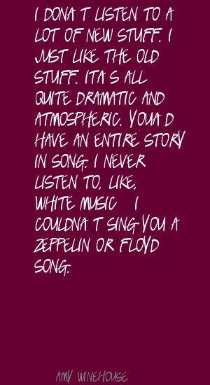 Atmospheric quote #1