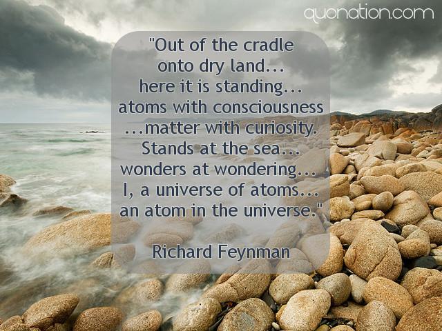 Atom quote #1