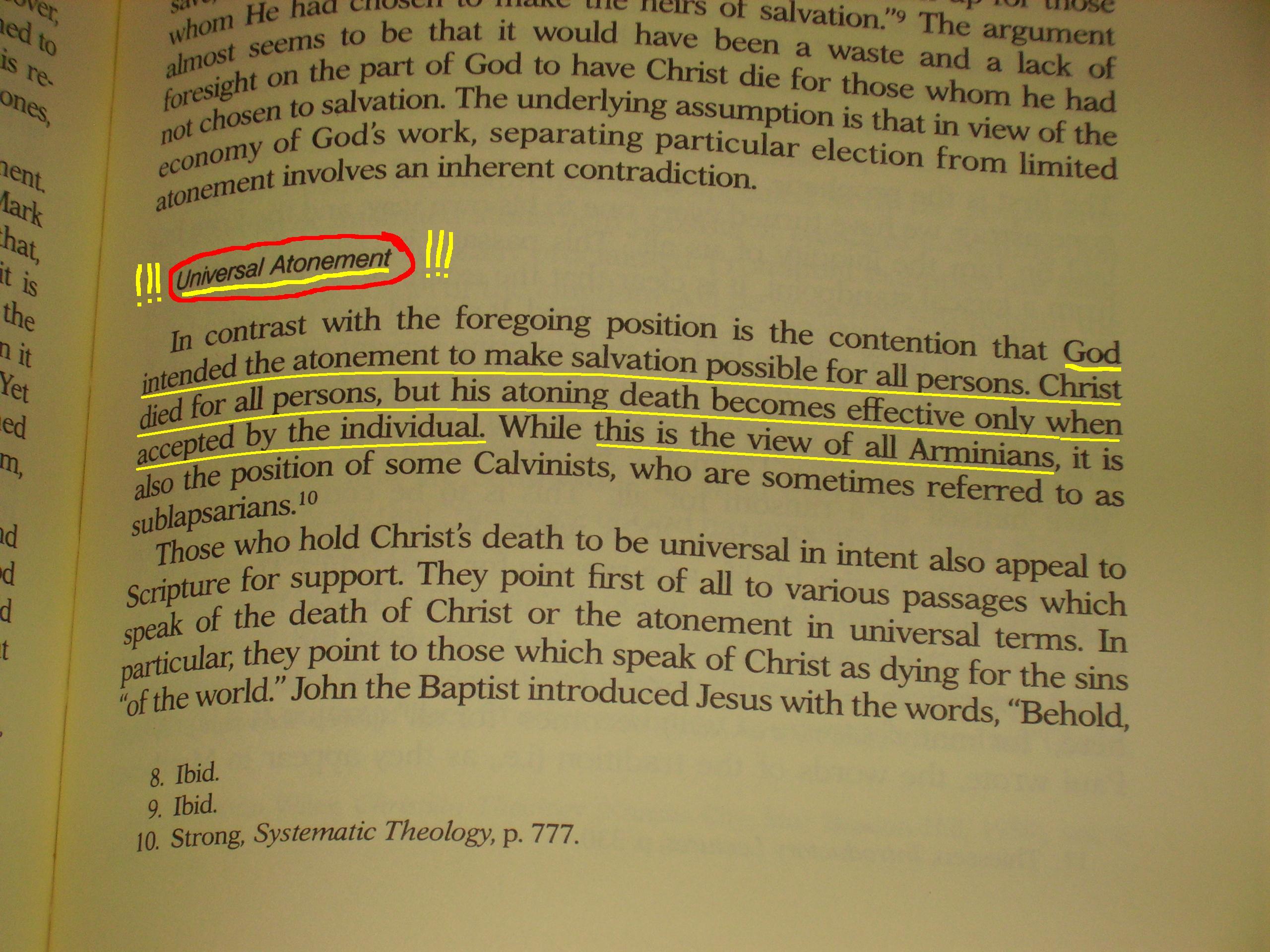 Atonement quote #1