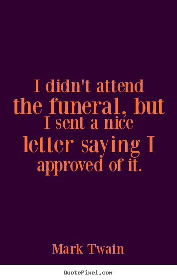 Attend quote #1