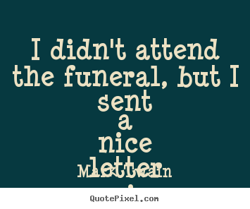 Attend quote #3