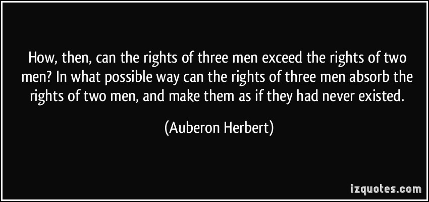Auberon Herbert's quote #3