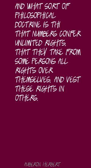 Auberon Herbert's quote #2