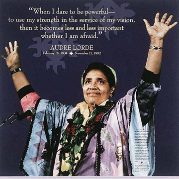 Audre Lorde's quote #2