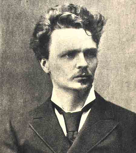 August Strindberg's quote #4