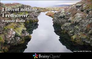 Auguste Rodin's quote #1