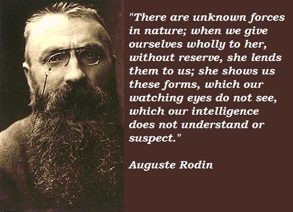 Auguste Rodin's quote #5