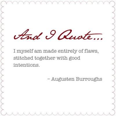 Augusten Burroughs's quote #5