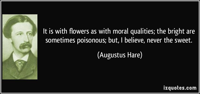 Augustus Hare's quote #8