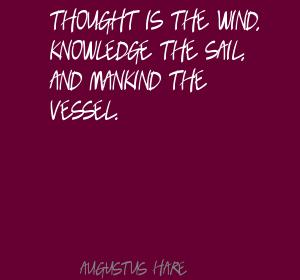 Augustus Hare's quote #3