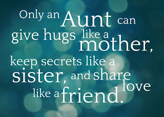 Aunt quote #3