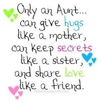 Aunt quote #1