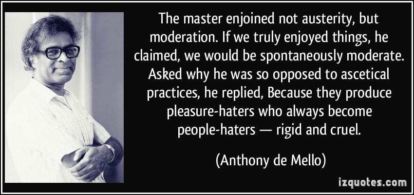 Austerity quote #1