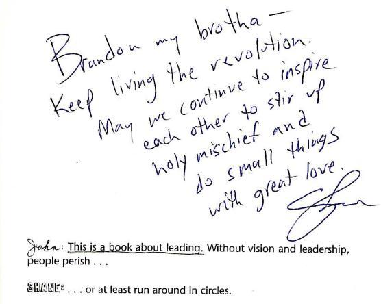 Autograph quote #3