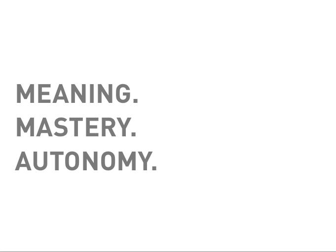 Autonomy quote #1