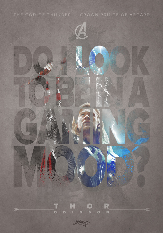 Avengers quote #1