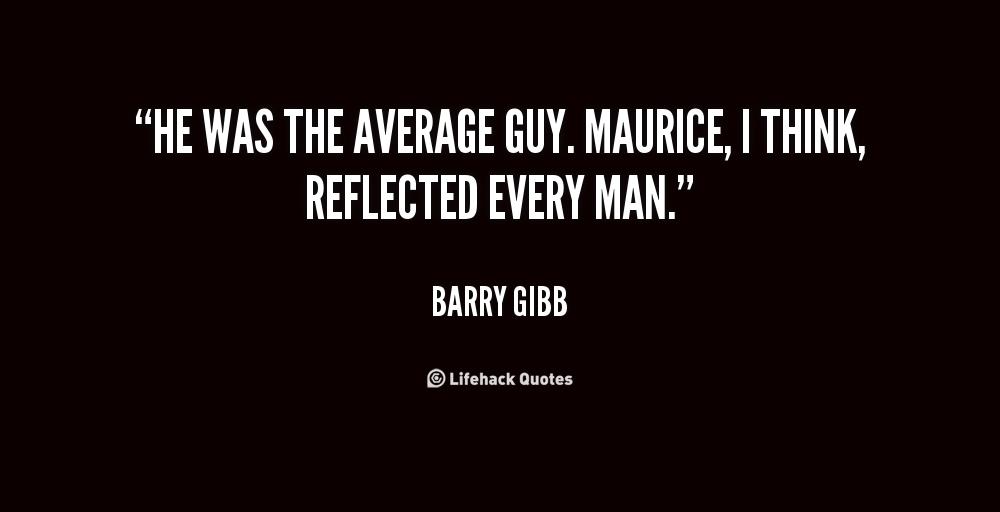 Average Guy quote #2