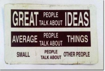 Average People quote #1