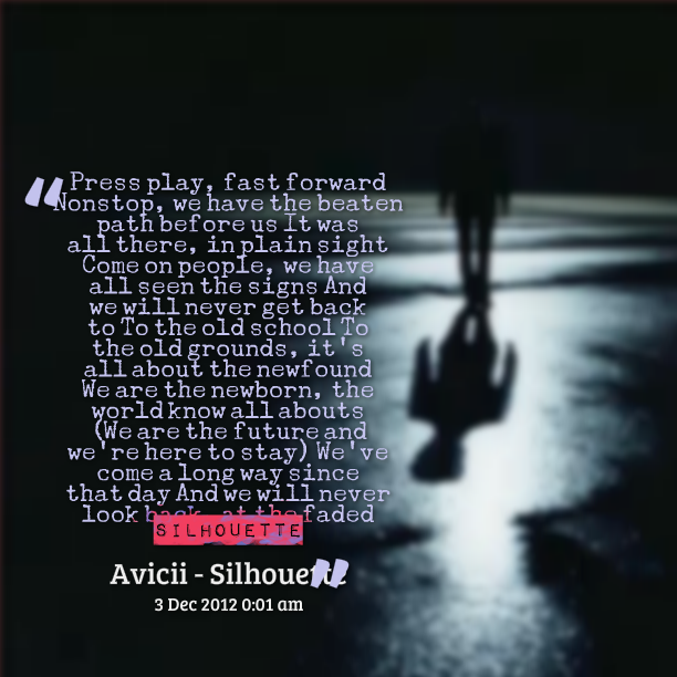 Avicii's quote #8