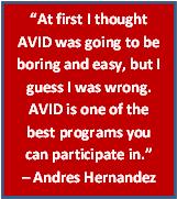Avid quote #2