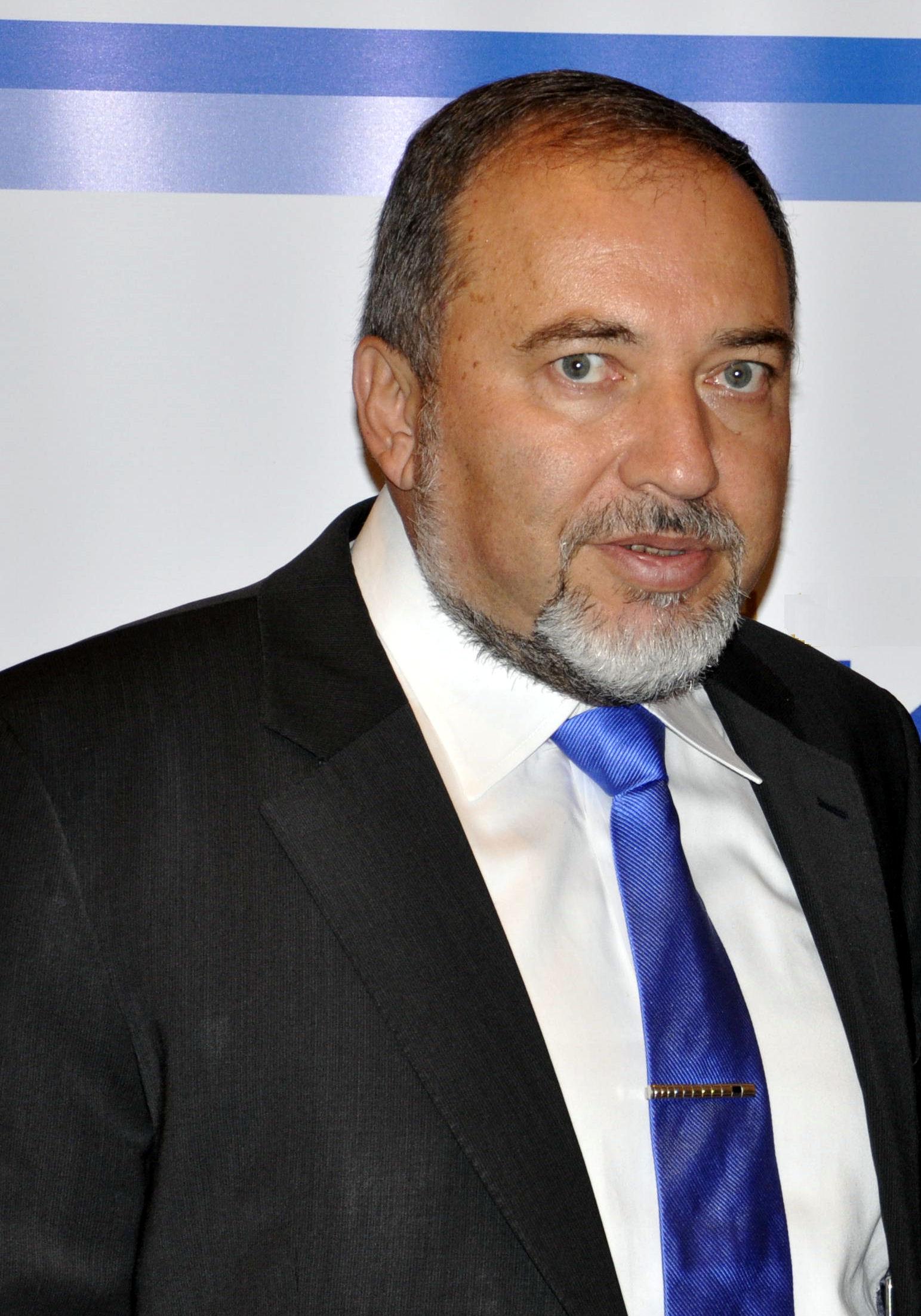 Avigdor Lieberman's quote #3