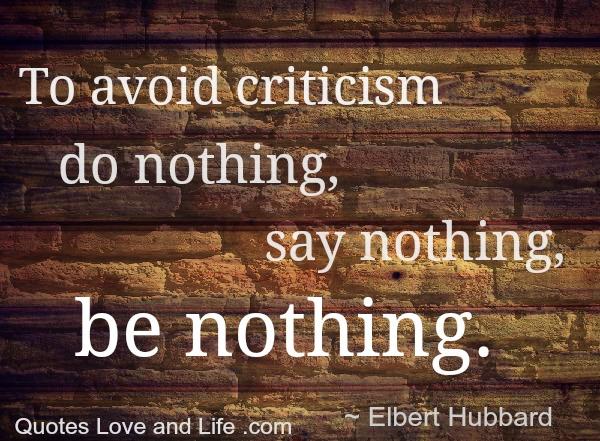 Avoiding quote #1
