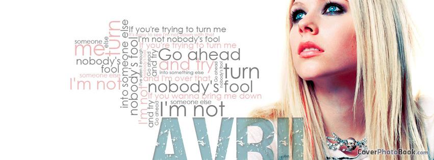 Avril Lavigne's quote #1