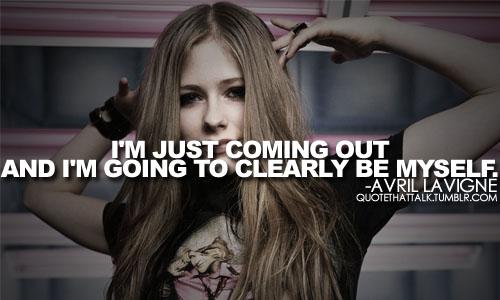 Avril Lavigne's quote #3