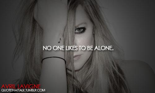 Avril Lavigne's quote #8