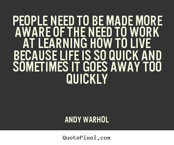 Aware quote #1