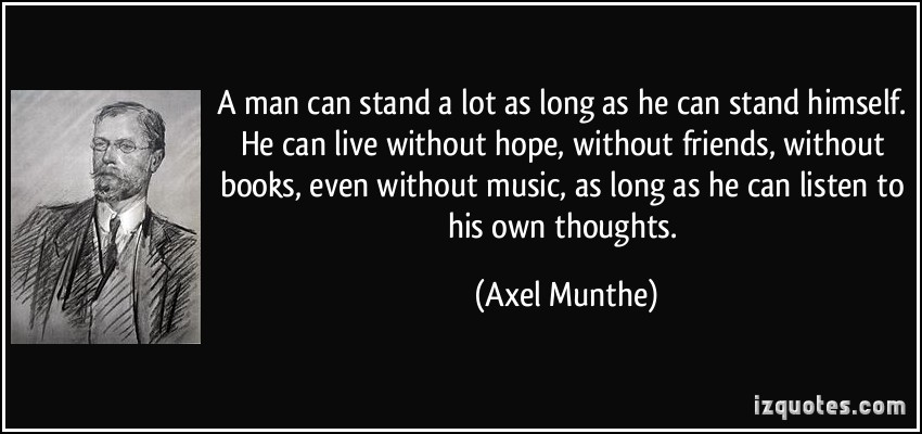 Axel Munthe's quote #1