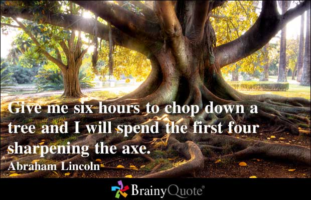 Axes quote #2